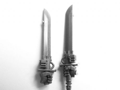 Grey knight terminator falchions